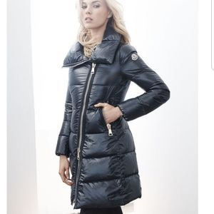Moncler Joinville Puffer Jacket Coat Chunky Zipper